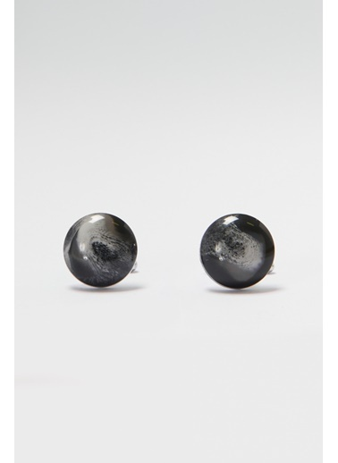 Altınyıldız Classics Kol Düğmesi 4A3820200052 Siyah